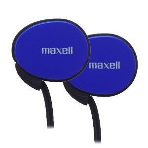 maxell カナルタイプ ヘッドホン ROYAL BLUE HP-CN01-BL