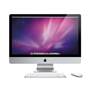Apple iMac 2.7GHz 27インチ thunderboltポート搭載 MC813J/A