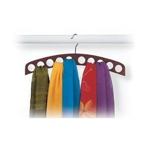scarf hanger, holder and organizer