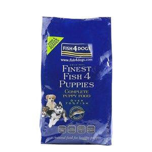 【クリックで詳細表示】フィッシュ4ドッグ ドッグフード コンプリートパピーフード 小粒 子犬用 1.5kg