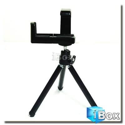 31Kql6lCcoL. SS400  Mini Adjustable Tripod and Camera Holder by iBox