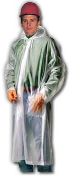 Click to buy Clear Rain Coat with Hood from Amazon!
