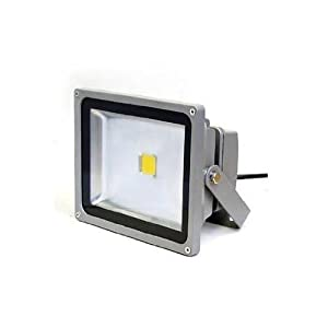 Click to buy LED Outdoor Lighting: 50 Watt LED Waterpoof Outdoor Security Floodlight from Amazon!
