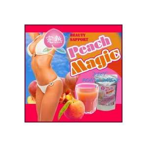 【クリックでお店のこの商品のページへ】完熟Peach Magic(ピーチマジック)