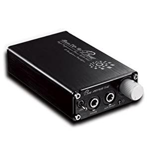 iBasso USB-DACポータブルヘッドホンアンプ D2+ Hj Boa