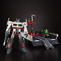 Transformers x Ghostbusters/ゴーストバスターズ MP-10G Optimus Prime Ecto-35 Edition