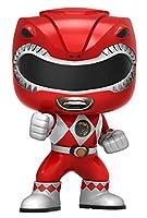 Funko - Figurine Power Rangers - Red Ranger