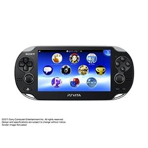 PlayStation Vita(プレイステーション ヴィータ) 3G/Wi‐Fiモデル(仮称)