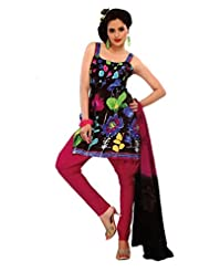 Rajrang Unstitched Cotton Dress Materials Women's Wear Salwar Suit - B00MFN59NI