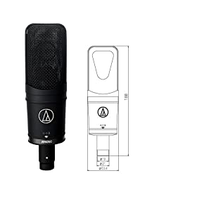 audio technica AT4050