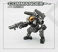 Mech Fans TOYS MFT Lost Planet DA20 Power Armor コマンダー