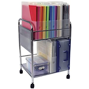 Click to buy Scrapbook Paper Organizer: Cropper Hopper Paper Holder Trolley from Amazon!
