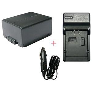 【クリックで詳細表示】【充電器セット】 パナソニック DMW- BLB13 互換 バッテリー + 充電器 (コンパクトタイプ) DMC-GF1 DMC-GH1 対応