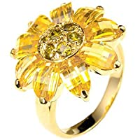 London Ring - Sunflower