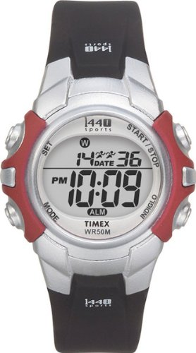 Timex-Unisex-T5G841-1440-Sports-Digital-Watch-Aussie-Run-Brand-New