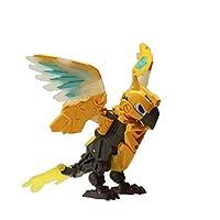 52TOYS ビーストボックスBB-10 RUMBLEBEAT 鸚鵡 (イエロー)