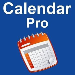 Kindle Calendar Pro