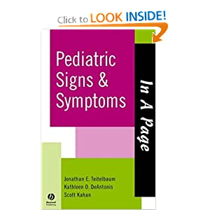 Click to buy Hypertension Symptoms: In A Page Pediatric Signs & Symptoms from Amazon!