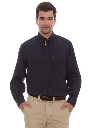 Marengo Camisa Etiqueta (Azul)