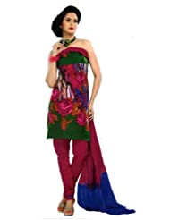 Rajrang Unstitched Dress Material For Women Cotton Printed Salwar Suits - B00MFN5OKG