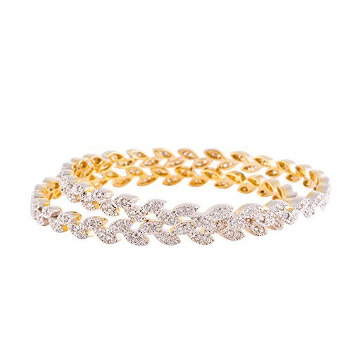 GOLD PLATED BANGLES BY MGOLD