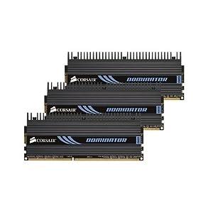 【クリックでお店のこの商品のページへ】Corsair DDR3 1600MHz 2GBX3 3x240 DIMM Unbuffered 8-8-8-24 TR3X6G1600C8D