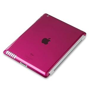 【クリックで詳細表示】CAZE Zero 8(0.8mm)UltraThin for iPad 2 - Pink C-Z8IP2-P