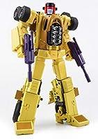 X-Transbots Monolith Overhxeat MX-XVI