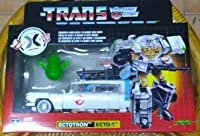 トランスフォーマー ゴーストバスターズ コラボ エクトトロン Ecto-1