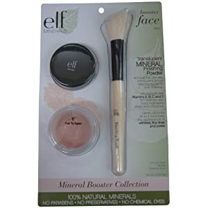 E.l.f. Mineral Foundation Booster Edition, 4-Ounce