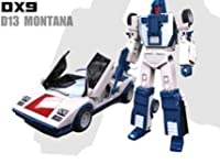 DX9 Toys  Atilla - Montana D13