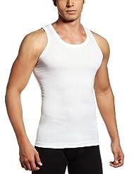 Macroman M-Series Men's Cotton Vest - B00K13QFQY