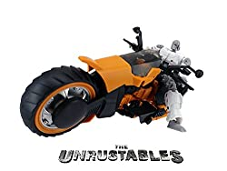 Mayhem Mekanics The Unrustables (Burley/Iride) MM01