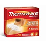 ThermaCare Air-Activated Neck, Shoulder And Wrist HeatWraps, Powerful Pain Relief Plus Deep Tissue Relaxation...
