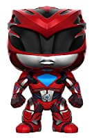 [ファンコ]FunKo POP Movies: Power Rangers Red Ranger