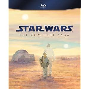 スター・ウォーズ コンプリート・サーガ ブルーレイBOX (初回生産限定) [Blu-ray] (Amazon)
