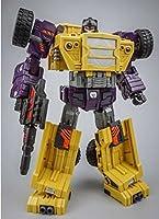 Toyworld�@Constructor - Burden (Yellow)�@TW-C03B