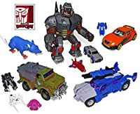 TF ボットコン 2015 [Cybertron Most Wanted] ボックスセット
