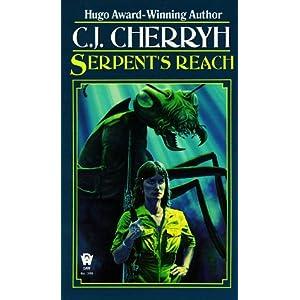 Serpent's Reach - C. J. Cherryh