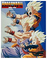 DRAGON BALL THE MOVIES Blu-ray
