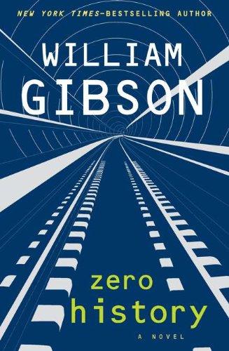 Cover of 'Zero History'