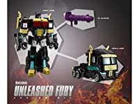 BLZ-08U Beelzeboss Unleashed Fury Custom Kit Third Party Transforming Toys & Accessories Beelzeboss