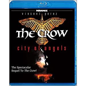 The Crow: City of Angels Blu-ray