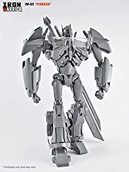IRON OP WARRIOR IW-05 DMK PIONEER TFP