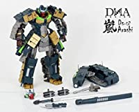 DNA DESIGN Arashi DS-02 初回特典付き