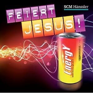 eBook Cover für  Feiert Jesus Energy