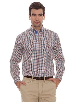 Marengo Camisa Cuadros (Multicolor)