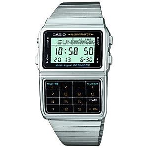 カシオ CASIO 腕時計 DATABANK データバンク 【数量限定】 DBC-611-1JF メンズ