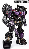 Generation Toy GT-88 BlackJudge ブラック