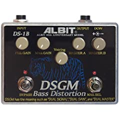 ALBIT BASS DISTORTION